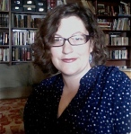 Cati Porter, author of THE WAY THINGS MOVE THE DARK.